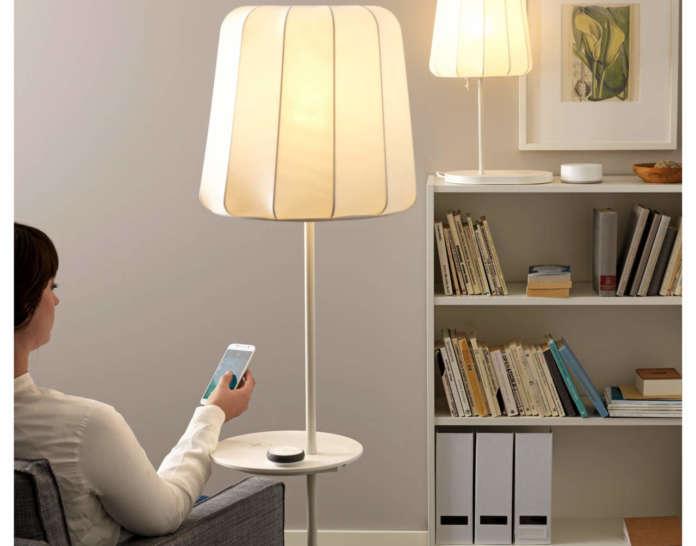 luci smart Ikea Trådfri