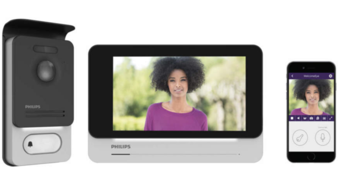 videocitofono Philips WelcomeEye Connect