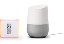Termostato Intelligente Netatmo Google Home