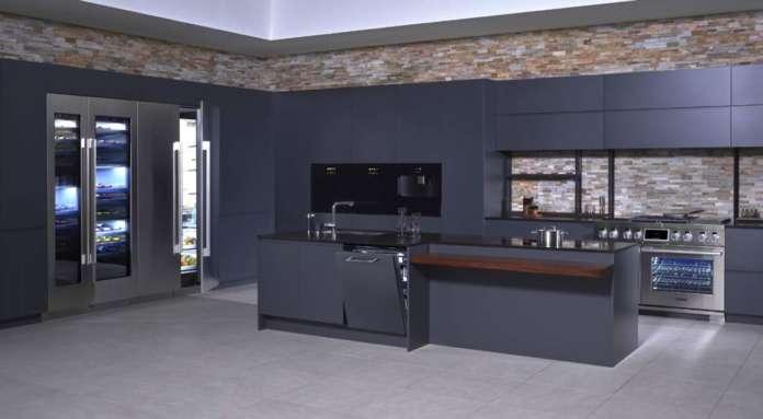 Signature Kitchen Suite di LG per cucine smart e di design   01building