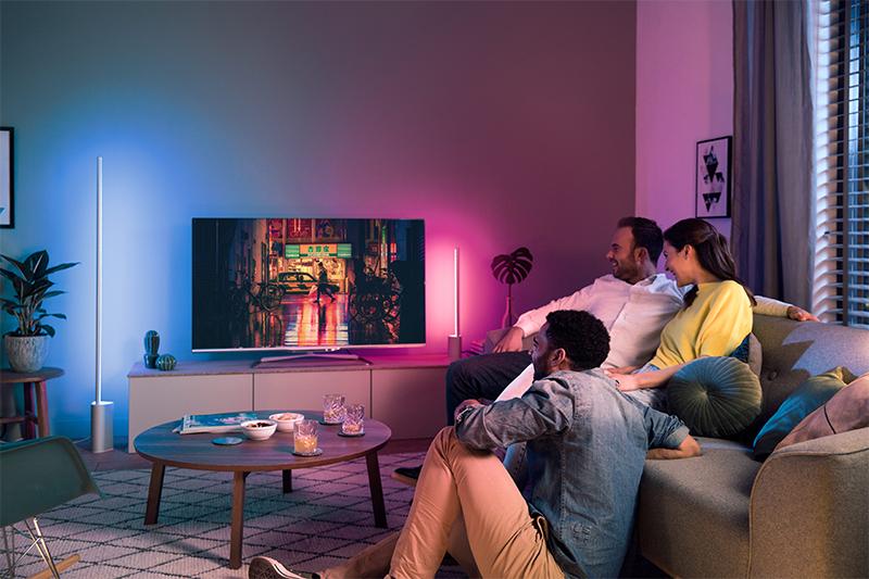 Philips hue nuove luci smart per gli interni e il giardino 01building