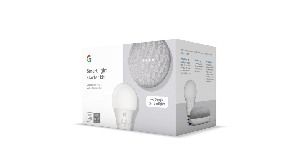 casa connessa Google Home