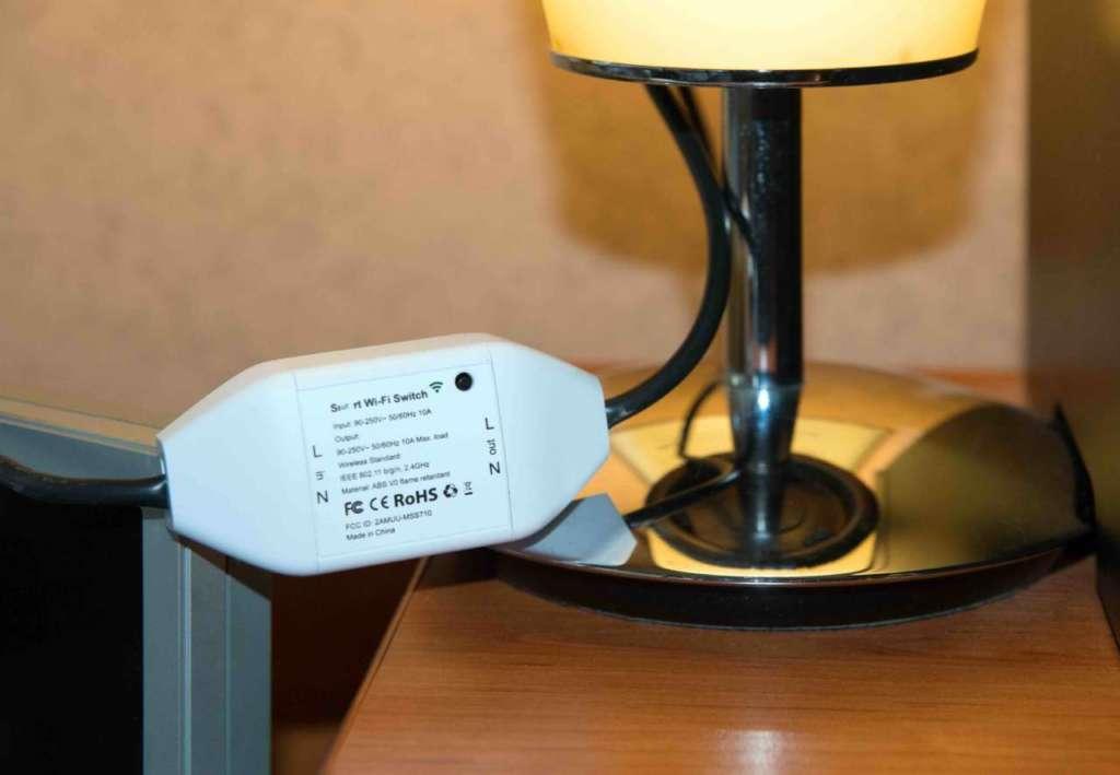 Interruttore smart Meross