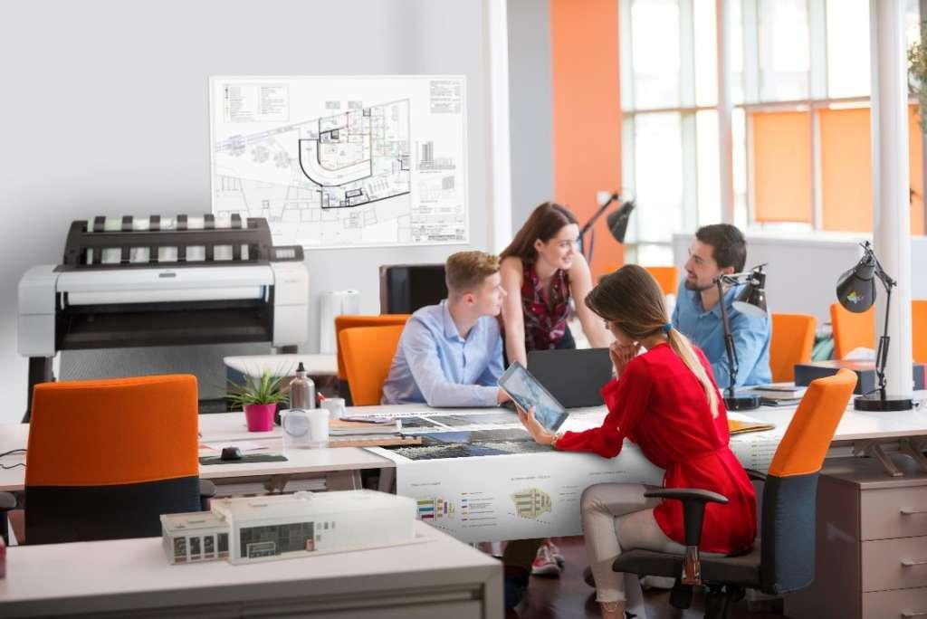 Hp rinnova le stampanti multifunzione per la collaborazione di progetto
