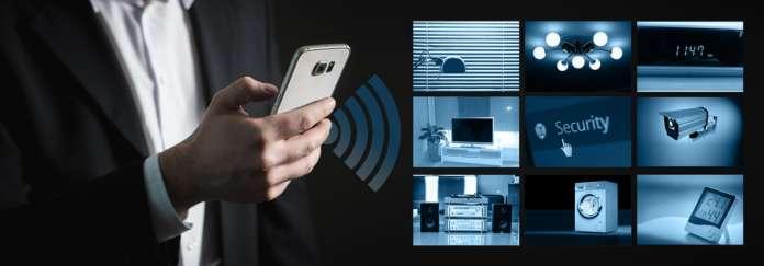sicurezza smart building