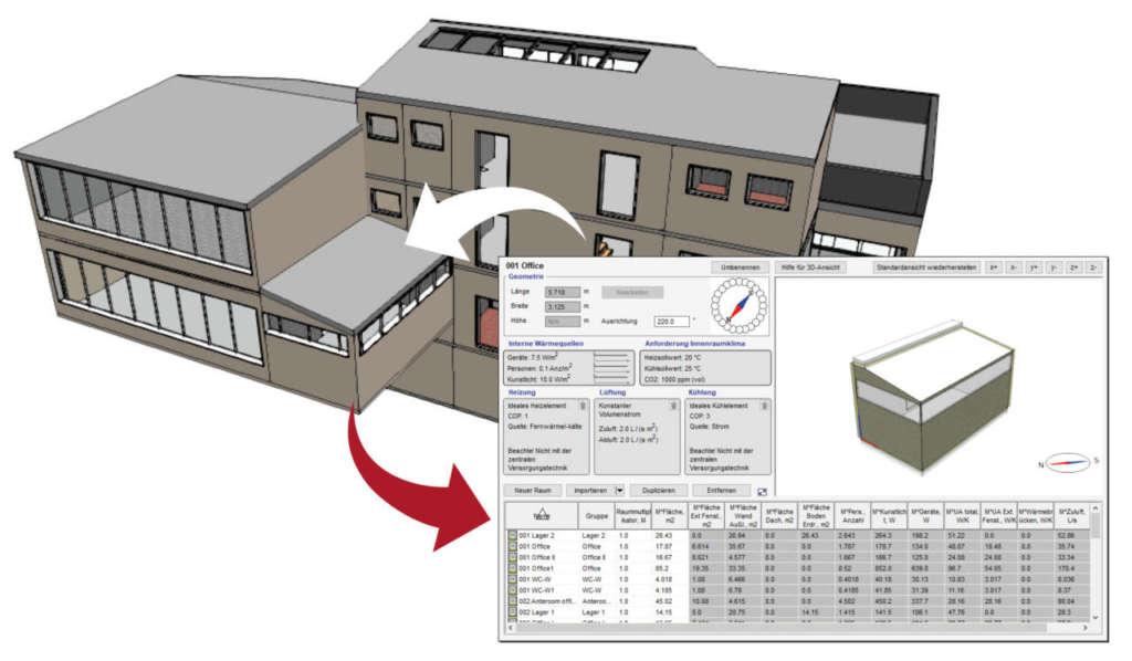 Nuove funzionalità Bim per gli impianti in Dds-Cad 15
