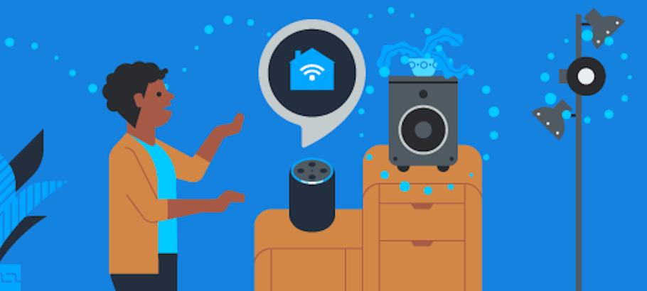 Amazon Alexa, le nuove funzionalità per la smart home