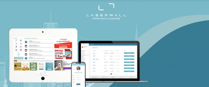 Laserwall