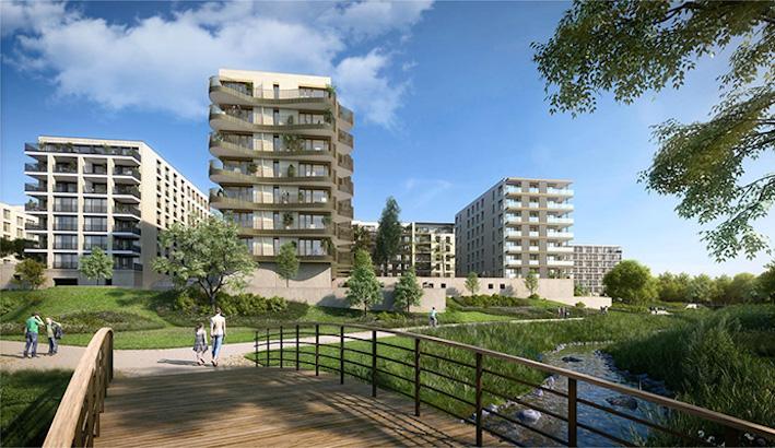 Smart city, a Lussemburgo nasce il quartiere domotico