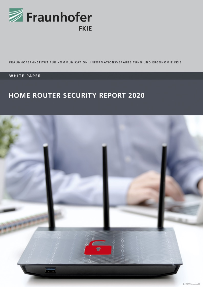 router sicurezza Fraunhofer FKIE