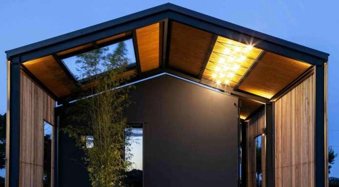 Sostenibilità: The Shell, la casa senza sistemi di riscaldamento